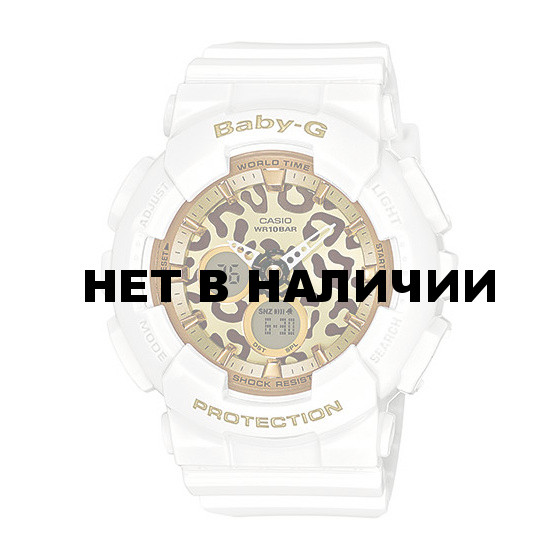 Женские наручные часы Casio BA-120LP-7A2 (Baby-G)