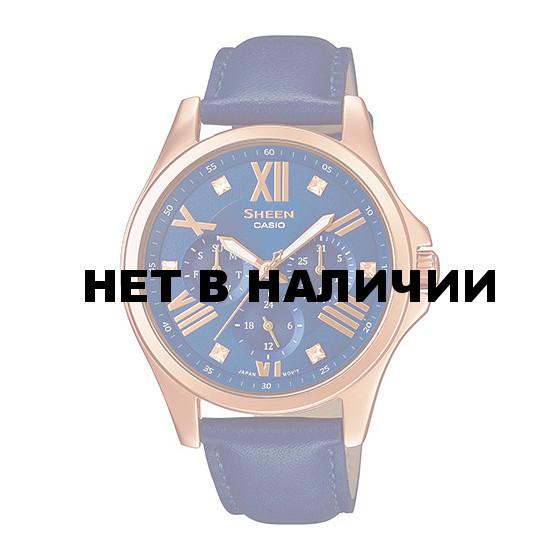 Женские наручные часы Casio SHE-3806GL-2A