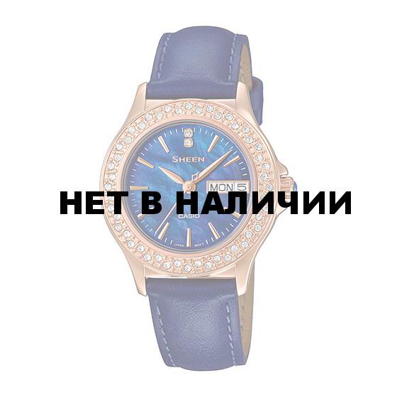 Женские наручные часы Casio SHE-4800GL-2A