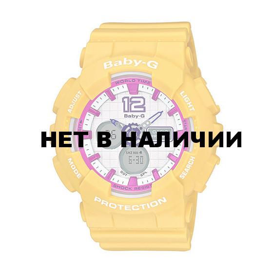 Женские наручные часы Casio BA-120-9B (Baby-G)