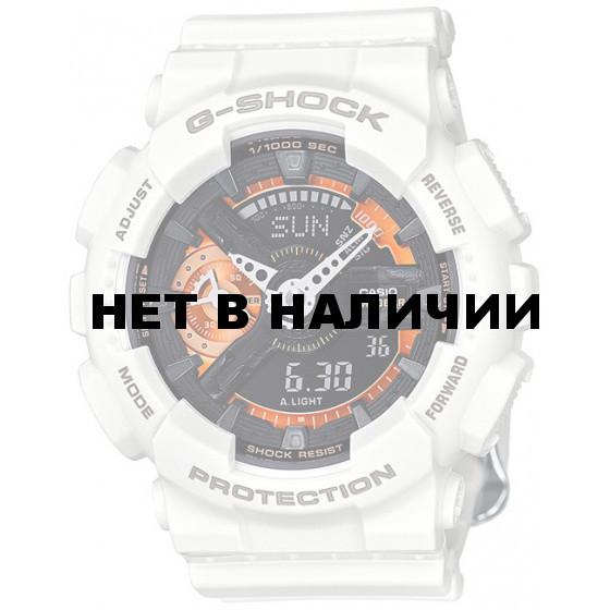 Женские наручные часы Casio GMA-S110CW-7A2 (G-Shock)