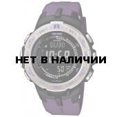 Мужские наручные часы Casio PRW-3100-6E (PRO TREK)