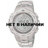 Мужские наручные часы Casio PRW-3100T-7E (PRO TREK)