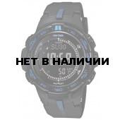 Мужские наручные часы Casio PRW-3100Y-1E (PRO TREK)