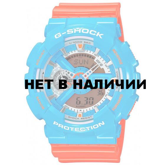 Мужские наручные часы Casio GA-110NC-2A (G-Shock)