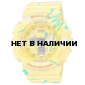 Мужские наручные часы Casio BA-120SC-9A (Baby-G)