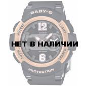 Женские наручные часы Casio BGA-210-1B (Baby-G)