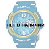 Женские наручные часы Casio BGA-210-2B (Baby-G)