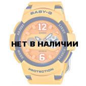 Женские наручные часы Casio BGA-210-4B (Baby-G)
