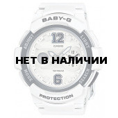 Женские наручные часы Casio BGA-210-7B1 (Baby-G)