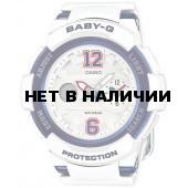 Женские наручные часы Casio BGA-210-7B2 (Baby-G)