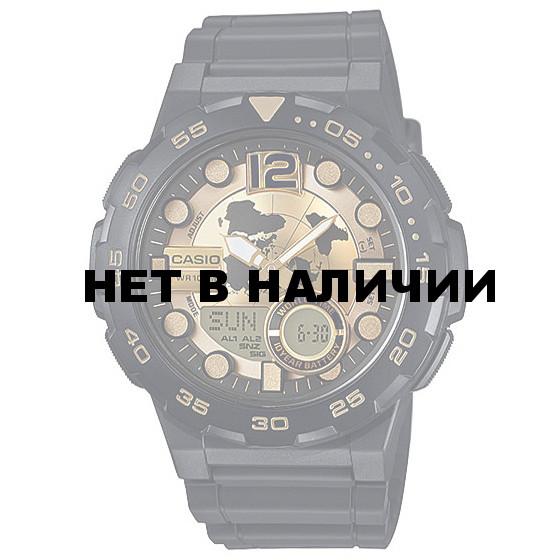 Мужские наручные часы Casio AEQ-100BW-9A