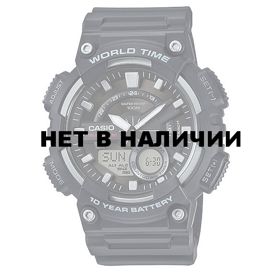 Мужские наручные часы Casio AEQ-110W-1A