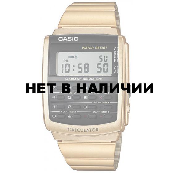 Мужские наручные часы Casio CA-506G-9A