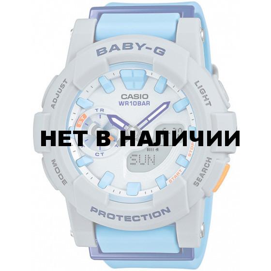 Женские наручные часы Casio BGA-185-2A (Baby-G)