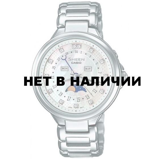 Женские наручные часы Casio SHE-3044D-7A