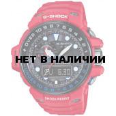 Мужские наручные часы Casio GWN-1000RD-4A (G-Shock)