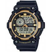Мужские наручные часы Casio AEQ-200W-9A