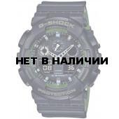 Наручные часы мужские Casio GA-100L-1A (G-Shock)