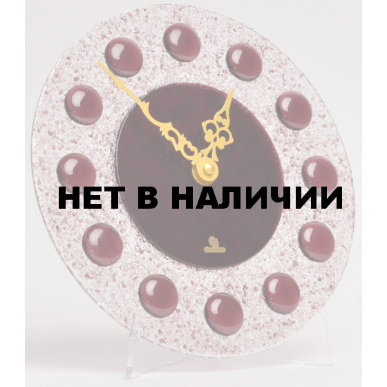 Настольные часы Glass Deco NR-B6