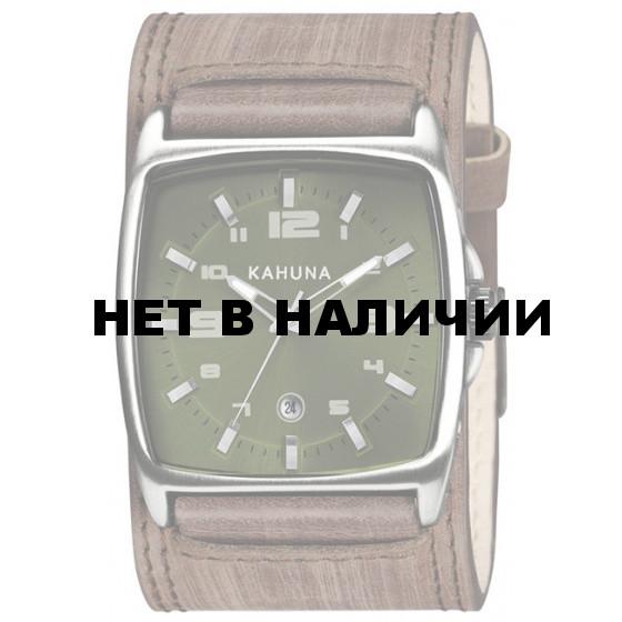 Наручные часы мужские Kahuna KUC-0031G