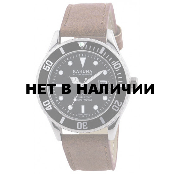 Наручные часы мужские Kahuna KUS-0105G