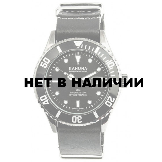 Наручные часы мужские Kahuna KUS-0108G