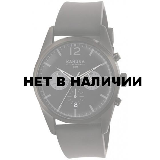 Наручные часы мужские Kahuna KCS-0010G