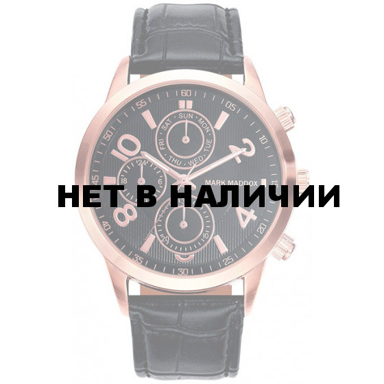 Наручные часы мужские Mark Maddox HC6004-55