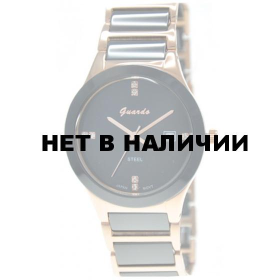 Наручные часы женские Guardo S00580B.8.5 чёрный