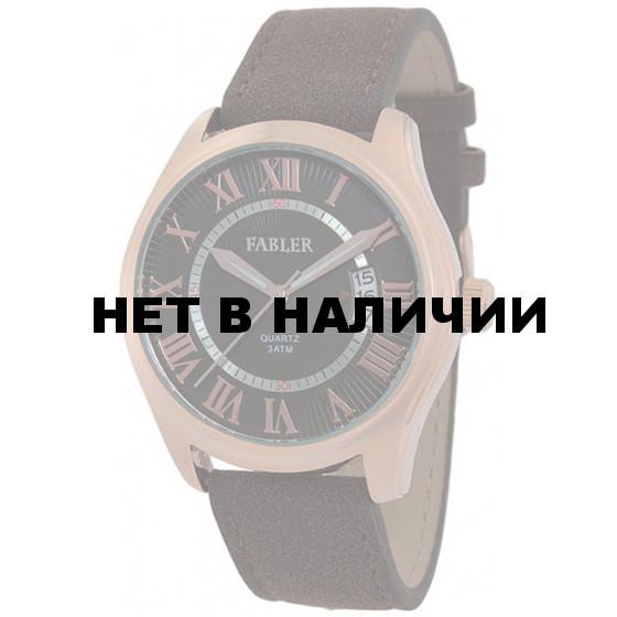 Наручные часы мужские Fabler FM-710281/8 (корич.)