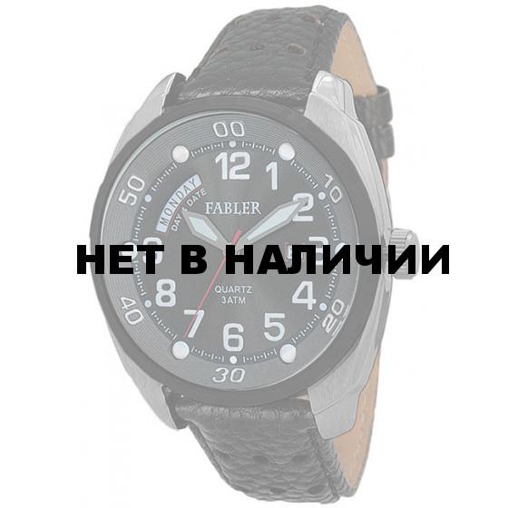 Наручные часы мужские Fabler FM-710110/1.3 (сер.)