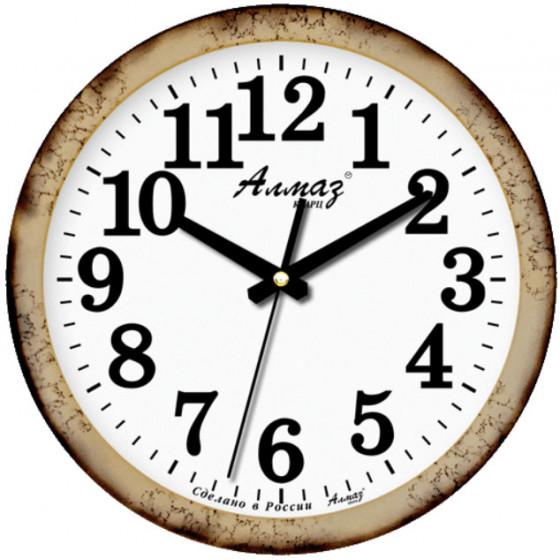 Настенные часы Алмаз 1004