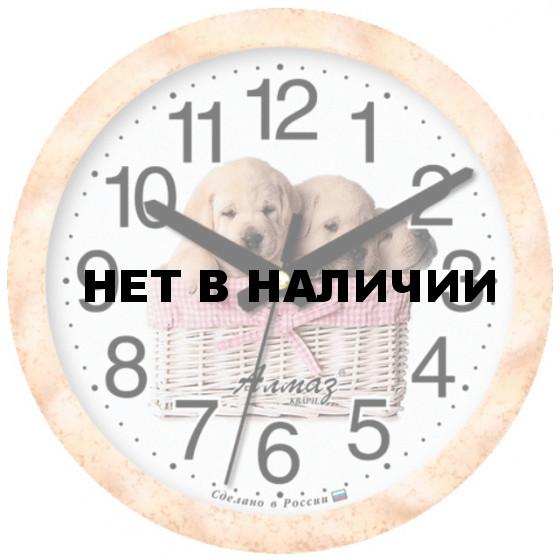 Настенные часы Алмаз 265