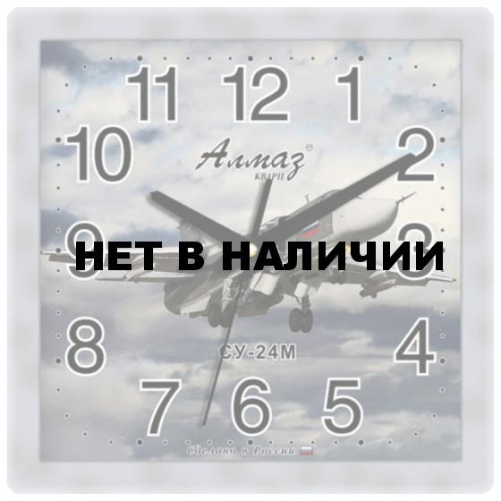 Настенные часы Алмаз 639