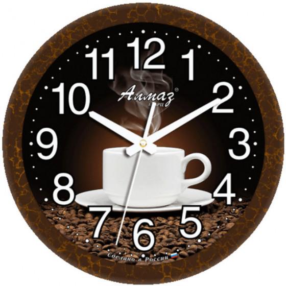 Настенные часы Алмаз 067