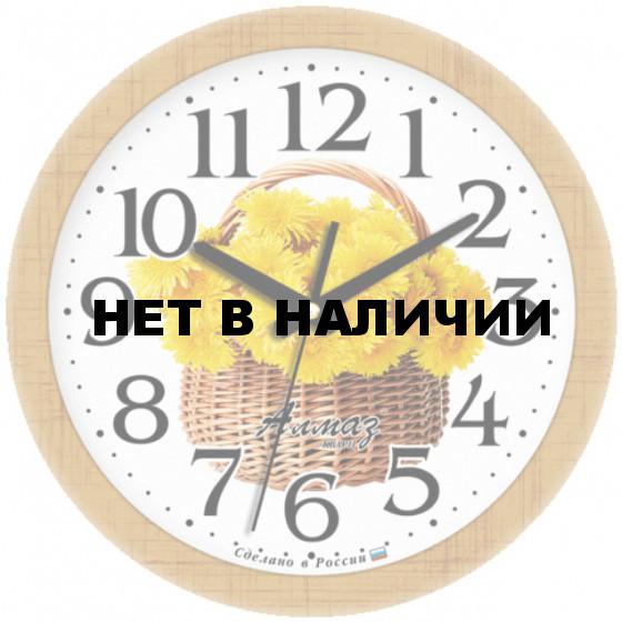 Настенные часы Алмаз 077