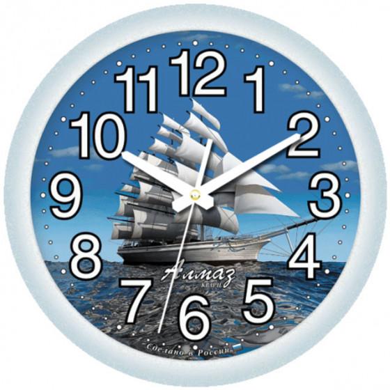 Настенные часы Алмаз 089