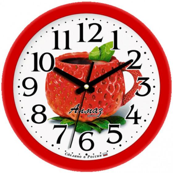 Настенные часы Алмаз 133