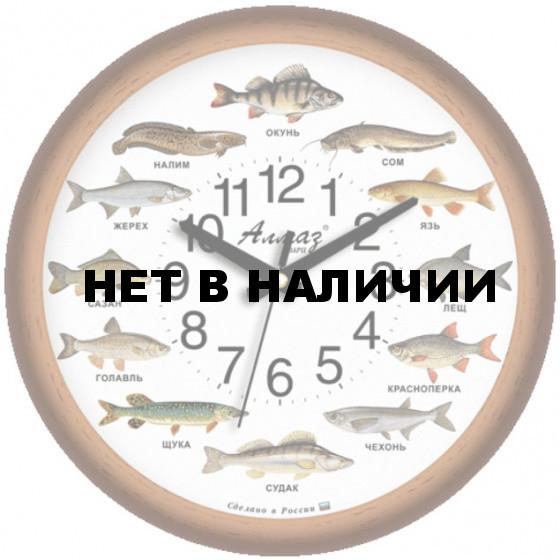 Настенные часы Алмаз 138