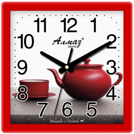 Настенные часы Алмаз 330