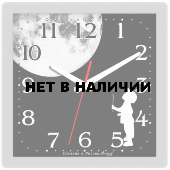 Настенные часы Алмаз 334