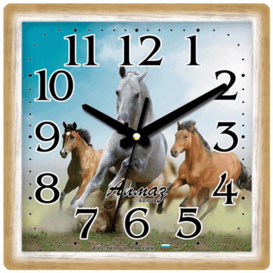 Настенные часы Алмаз 376
