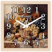 Настенные часы Алмаз 609
