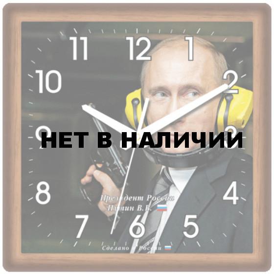 Настенные часы Алмаз 610