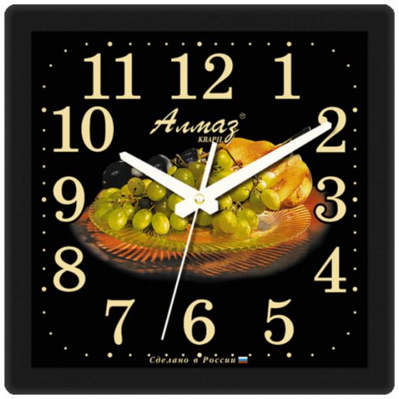 Настенные часы Алмаз 613