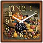 Настенные часы Алмаз 615