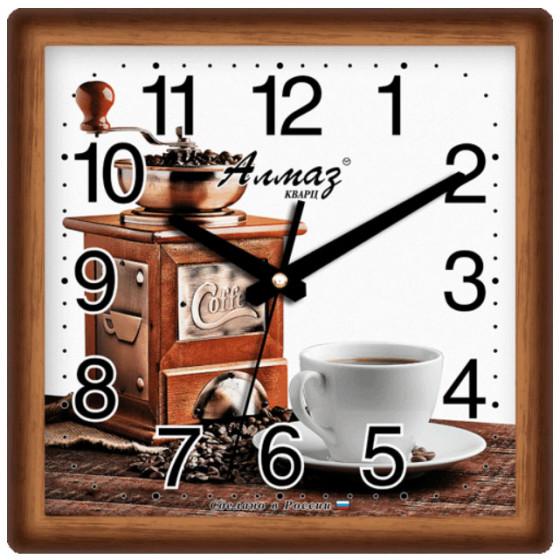 Настенные часы Алмаз 620