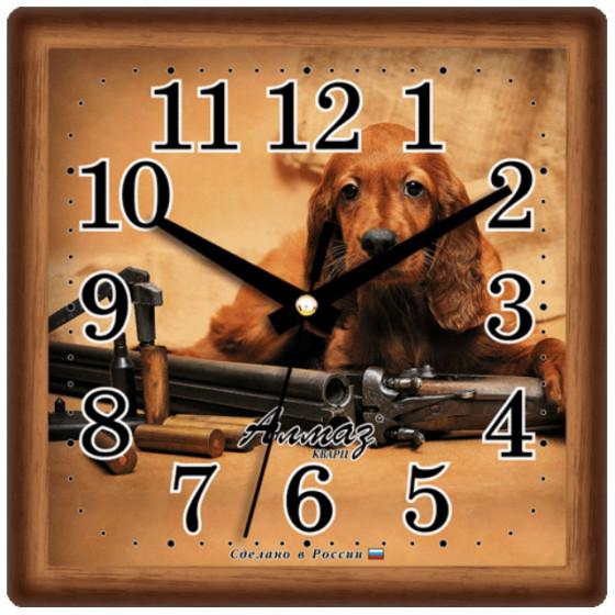 Настенные часы Алмаз 634