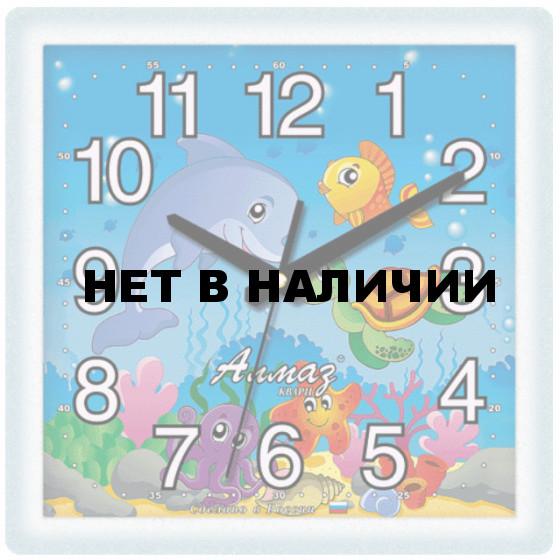 Настенные часы Алмаз 636